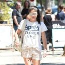 Selma Blair in Shorts out in Los Angeles - 454 x 776