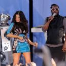 "Black Eyed Peas Perform On ABC's ""Good Morning America"" - July 30, 2010"