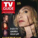 Jessica Lange - TV Guide Magazine Cover [United States] (28 October 2013)