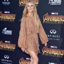 Gwyneth Paltrow – 'Avengers: Infinity War' Premiere in Los Angeles - 454 x 664