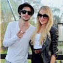 Fiuk and Natalia Francisno
