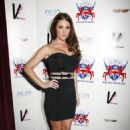 Lucy Pinder - Miss Great Britain 2009 In London - 12.05.2009