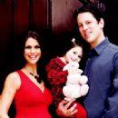 Samantha Harris Pregnancy Magazine Pictorial December 2010 United States
