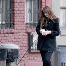 Mischa Barton - New York City, 2010-01-23