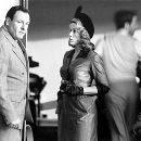 James Gandolfini and Frances McDormand in USA Films' The Man Who Wasn't There - 2001 - 400 x 260