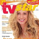 Holly Hunter - TV Star Magazine Cover [Czech Republic] (9 January 2009)