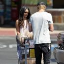 Vanessa Hudgens capped off a busy day by running a few errands with her boyfriend, Austin Butler, in Los Angeles yesterday, May 7