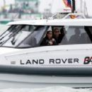 The Duke&Duchess of Cambridge Visit Portsmouth for America's Cup World Series - 454 x 290