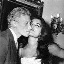 Dalida and Lucien Morisse