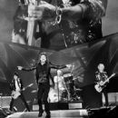 """The Rolling Stones perform during The Rolling Stones North American """"ZIP CODE"""" Tour - Nashville at LP Field on June 17, 2015 in Nashville, Tennessee."""