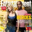 Hayden Panettiere, Ali Larter - Entertainment Weekly Magazine Cover [United States] (11 November 2007)