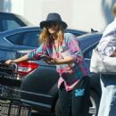 Drew Barrymore and Cameron Diaz – Shopping at Bristol Farms in Hollywood - 454 x 651