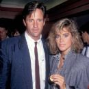 Catherine Mary Stewart and Robert Hays