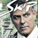George Clooney - Skip Magazine Cover [Austria] (May 2016)