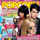 Dorota Rabczewska - Popcorn Magazine Cover [Poland] (March 2012)