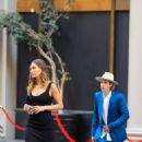 Hailey and Justin Bieber –  Spotted at Musician Harv's wedding in Los Angeles