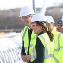 Prince William and Duchess Catherine visit Sunderland