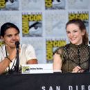 Danielle Panabaker – The Flash Movie Panel at Comic-Con 2017 - 454 x 311