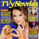 Lorena Herrera - TV Y Novelas Magazine [Mexico] (30 March 2009)