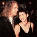 Dave Pirner and Winona Ryder