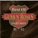 Best of Live in Concert 91/92 - Guns N' Roses - Guns N' Roses