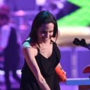 Angelina Jolie: Nickelodeon's 28th Annual Kids' Choice Awards (March 28, 2015)