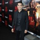 Actor Jesse Metcalfe arrives at the premiere of Crackle's