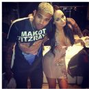 Draya Michele and Chris Brown