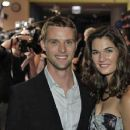 Jesse Spencer and Teri Reeves