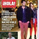 Candelaria Tinelli and Nacho Viale - 454 x 620