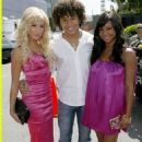 Corbin Bleu and Monique Coleman - 454 x 653