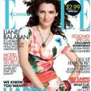 Liane Balaban Elle Canada March 2010 - 454 x 621