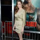 Danielle Panabaker – 'Tomb Raider' Premiere in Hollywood - 454 x 658