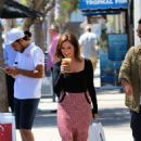 Ashley Tisdale – Seen outside Joan's on Third in Studio City