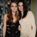 Cara Delevingne Opening Ceremony Calvin Klein Jeans Denim Series Celebration Launch In La