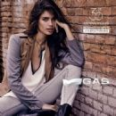 Sara Sampaio for Gas Jeans Fall/Winter 2014 ad campaign
