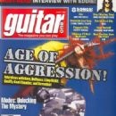 Guitar One Magazine Cover [United States] (October 1998)