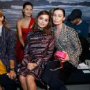 Jenna-Louise Coleman – Erdem Spring/Summer Collections 2017 Show in London 9/19/2016 - 454 x 681