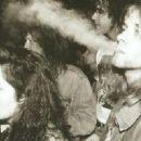 Kurt Cobain & Tracy Marander - 454 x 320