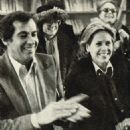Roger Vadim and Catherine Schneider - 454 x 636