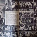 Linda Darnell - Cine Tele Revue Magazine Pictorial [France] (15 April 1965) - 454 x 294