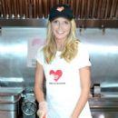 Heidi Klum Helped Prepare Meals For God's Love We Deliver