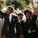 Winnie Mandela and Nelson Mandela - 454 x 344