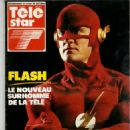 The Flash - Télé Star Magazine Cover [France] (19 October 1992)