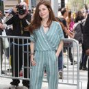 Caroline Dhavernas – AOL Build Speaker Series in New York - 454 x 728