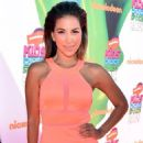 Liz Hernandez 2014 Nickelodeon Kids Choice Sports Awards In La