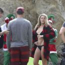 LeAnn Rimes Bikini Photoshoot In Malibu Beach