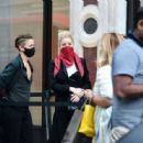 Amber Heard and girlfriend Bianca Butti – Out in Central London