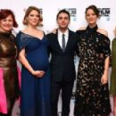 Léa Seydoux, The Director Xavier Dolan, Marion Cotillard and the producer Nancy Grant: It's Only the End of the World - 60th BFI London Film Festival - 454 x 291
