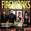 Jen Ledger - Fireworks Magazine Cover [United Kingdom] (January 2015)